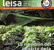 Revista de Agroecología Leisa 3, Vol. 32